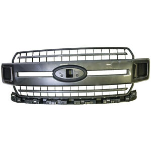 NEW OEM 18-20 Ford F150 Front Radiator Grill XLT STX Sport Pack Magnetic Gray