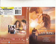 The Last Song-2010-Miley Cyrus- Movie-DVD