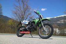 Rieju Cross Moped 50ccm Aktion Handguard 2Takter grün 2 T / Netto  € 2457,-