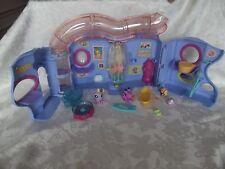 Littlest Pet Shop Little Lovin Playset House Lot With Pets & Accessories