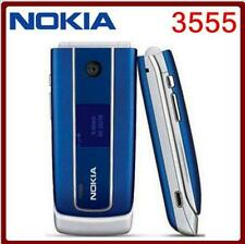 Nokia 3555 Flip Cell Phone 3G GSM Original Unlocked MP3 Bluetooth