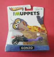 HOT WHEELS - THE MUPPETS - GONZO - LONGUE CARTE - 2012 - Y0769 - R 6028