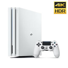PlayStation 4 PS4 Pro 1TB White Console NEW