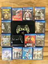 Sony PlayStation 4 Pro 1TB Console and 13 Games