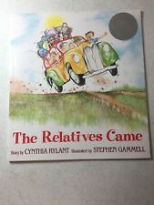 The Relatives Came by Cynthia Rylant (English) Paperback Book