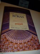HISHC Essential Koran by Thomas Cleary (1998, Hardcover)