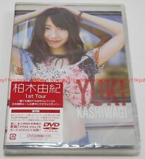 New Kashiwagi Yuki 1st Tour Nete mo Samete mo Yukirin World DVD CD Japan