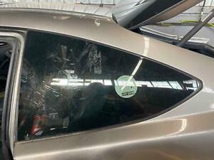 Quarter Glass Window ACURA RSX Left Driver 02 03 04 05 06