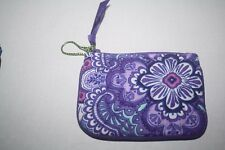 Vera Bradley NWT Coin Purse in LILAC TAPESTRY