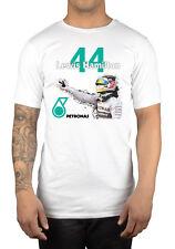 Lewis Hamilton 44 Victory Salute T-Shirt World Champion Formula 1 Race Champion