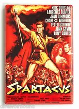 Spartacus FRIDGE MAGNET (2 x 3 inches) movie poster stanley kubrick