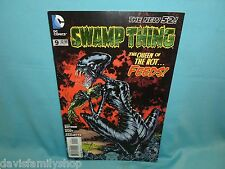 Swamp Thing #9 DC New 52 Comic Comics Very Good/Fine Condition