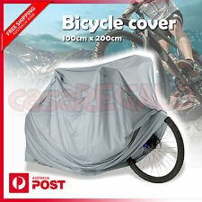 Waterproof Rain Dust Cover Outdoor Protector Bike Bicycle Cycling UV Resistant