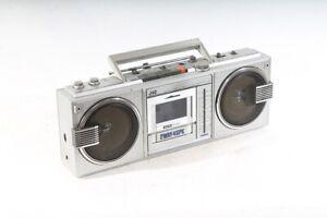 JVC RC 660 Stereo Radio Kassettenrecorder Ghettoblaster vintage 220V
