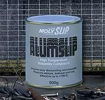 Molyslip Alumslip® high temp antiseize grease compound