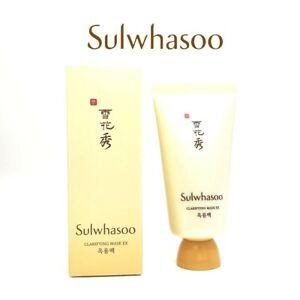 AMORE Sulwhasoo Clarifying Mask EX 30ML/Purify & Brighten  Korea Cosmetic
