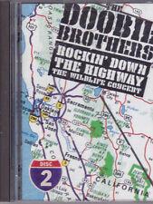 The Doobie Brothers-Rocking Down The Highway disc 2 Minidisc album
