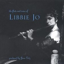 NEW The Flute & Voice of Libbie Jo (Audio CD)