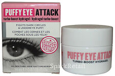 Soap and Glory PUFFY EYE ATTACK Gel Hydragel Fights Dark Circles 14ml