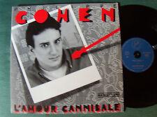 "PHILIPPE COHEN :  L' Amour cannibale - 12"" MAXI 45T 1985 HORS COMMERCE ULYSSE"