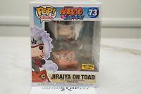 Funko Pop! Rides Naruto Shippuden Jiraiya on Toad #73 Hot Topic Exclusive