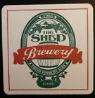 Beer Coaster - The Shed Brewery - Stowe, Vermont (CLOSED)