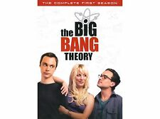 The Big Bang Theory: The Complete First Season (3 Discs), wm8 m01