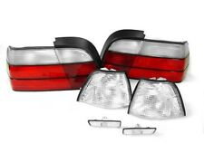 CLEAR REAR LIGHTS INDICATORS REPEATERS BMW E36 3 SERIES COUPE CONVERTIBLE 96-00
