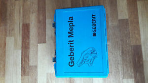 Geberit Mepla Pressbacken / Presszange 16-50