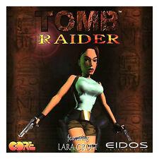 Tomb Raider (Sony PlayStation 1, 1998)