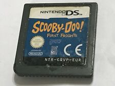 NINTENDO DS NDS DSL DSi XL GAME CARTRIDGE ONLY SCOOBY-DOO! FIRST FRIGHTS