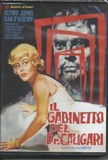 Il gabinetto del dottor Caligari (1962) DVD