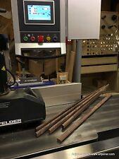 American Black Walnut timber DOMINO Dowel Rod XL size 14 mm  Pkt 12