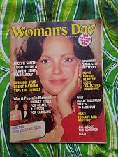 WOMAN'S DAY magazine August 27th 1979 JACLYN SMITH MOLLY MELDRUM Charlies Angels