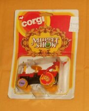 vintage Corgi The Muppet Show ANIMAL CAR MOC diecast vehicle