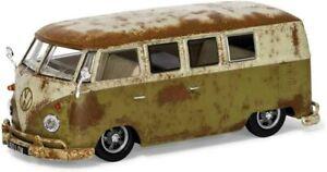 Corgi Volkswagen Type 2 Camper 'RAT-Look Splitty' Diecast Model