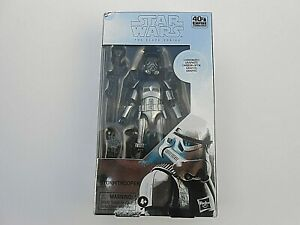 STAR WARS BLACK SERIES 40TH EMPIRE STORMTROOPER GRAPHITE FACTORY SEALED