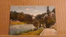 Postcard Unposted, Belgium, Namur, Parc Marie Louise