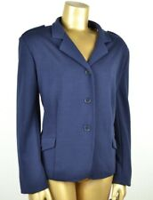 ffb6c9577d1 New ListingTORY BURCH XL Navy Knit Jacket Versatile Blazer Style Epaulets