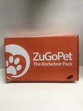 ZuGoPet The Rocketeer Pack (Car Harness) XS Extra Small Pet Safety Car Harness