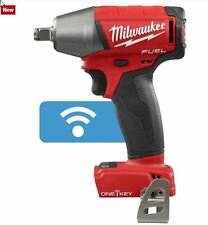 """MILWAUKEE 2759B-20 M18 FUEL™ 1/2""""Compact Impact Wrench/Friction Ring/ONE-KEY™"""