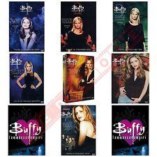 BUFFY L'AMMAZZAVAMPIRI - STAGIONE 1,2,3,4,5,6,7, - 39 DVD - COFANETTI SINGOLI, I