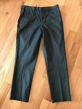 Express Slim Photographer Gray Stretch Cotton Dress Pants Measures 32x29