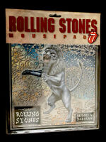 NEW/SEALED ROLLING STONES BRIDGES TO BABYLON MOUSEPAD - OFFICIAL1997 TOUR MERCH