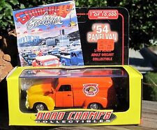 1999 Road Champs 10th  Collectibles 1954 Chevrolet Panel Van 1-43 Scale MIB