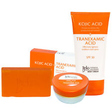 Belo Essentials INTENSIVE Kojic Tranexamic Acid Whitening 3pc Set-NEW LOW PRICE!
