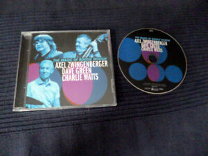 CD Axel Zwingenberger & Dave Green & Charlie Watts - Magic Of Boogie Woogie