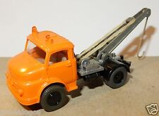 WIKING HO 1/87 MB MERCEDES 1413 TOW TRUCK CAMION FOURRIERE DEPANNEUSE WRECKER o