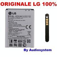 BATTERIA ORIGINALE 100% DA 2100MAH PER LG OPTIMUS L65 D280 L70 D320 BL-52UH