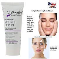 Retinol Serum with Hyaluronic Acid Polypeptide Vitamin A C E Fine Line Wrinkles